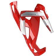 Elite Custom Race Plus fényes piros / fehér - Kulacstartó/kosár