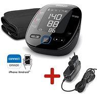 OMRON MIT5 S Connect + Omron S hálózati táp - Vérnyomásmérő