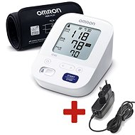 Omron M400 Comfort + FORRÁS (SZETT) - Vérnyomásmérő