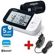 Omron M7 Intelli IT AFIB digitális vérnyomásmérő okos Bluetooth-csatlakozással az omron connect-hez - Vérnyomásmérő