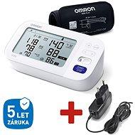 Omron M6 comfort AFIB digitális vérnyomásmérő Intelli mandzsettával és AFIB érzékeléssel +tápegység - Vérnyomásmérő