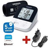 M4 Intelli IT AFIB digitális vérnyomásmérő okos Bluetooth-csatlakozással az omron connect-hez - Vérnyomásmérő