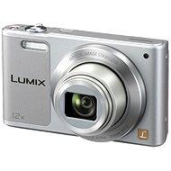 Panasonic LUMIX DMC-SZ10 ezüst - Digitális fényképezőgép