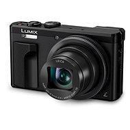 Panasonic LUMIX DMC-TZ80 fekete - Digitális fényképezőgép