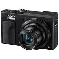 Panasonic DMC-TZ90 LUMIX fekete - Digitális fényképezőgép