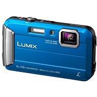 Panasonic LUMIX DMC-FT30 kék - Digitális fényképezőgép