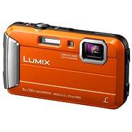 Panasonic LUMIX DMC-FT30 narancs - Digitális fényképezőgép