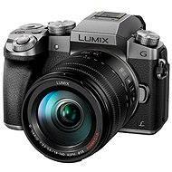 Panasonic LUMIX DMC-G7  ezüst digitális fényképezőgép + lencse LUMIX G VARIO 14-140 mm (F3.5-5.6) - Digitális fényképezőgép