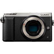 Panasonic LUMIX DMC-GX80 ezüst - Digitális fényképezőgép