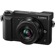 Panasonic LUMIX DMC-GX80 fekete + 12-32mm objektív - Digitális fényképezőgép