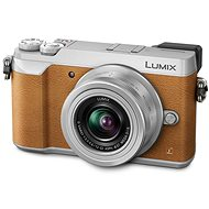Panasonic LUMIX DMC-GX80, barna + 12-32mm objektív - Digitális fényképezőgép