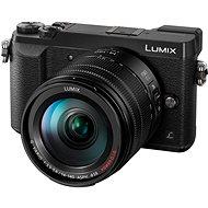 Panasonic LUMIX DMC-GX80 fekete + objektív 14-140mm - Digitális fényképezőgép