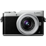 Panasonic LUMIX DMC-GX800 ezüst + 12-32mm-es objektív - Digitális fényképezőgép