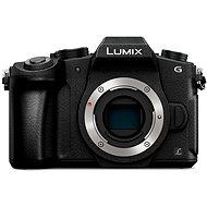 Panasonic LUMIX DMC-G80 Fekete váz - Digitális fényképezőgép