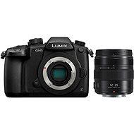 Panasonic LUMIX DMC-GH5 váz + Panasonic Lumix G X 12-35 mm f/2.8 II Power OIS fekete - Digitális fényképezőgép