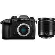 Panasonic LUMIX DMC-GH5 + Lumix G Vario 12-60mm F3.5-5.6 ASPH - Digitális fényképezőgép