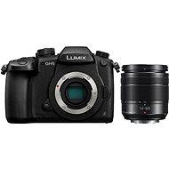 Panasonic LUMIX DC-GH5 + Lumix G Vario 12-60 mm f/3.5-5.6 ASPH + Panasonic Lumix G X 12-35 mm f/2.8 II - Digitális fényképezőgép