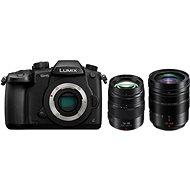 Panasonic LUMIX DMC-GH5 + Leica DG 12-60 mm f/2.8-4.0 + Panasonic Lumix G X 12-35 mm f/2.8 II Power O - Digitális fényképezőgép