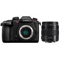 Panasonic LUMIX DC-GH5S váz + Panasonic Lumix G X 12-35 mm f/2.8 II Power OIS fekete - Digitális fényképezőgép