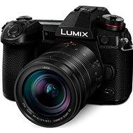 Panasonic LUMIX DC-G9 + Leica 12-60mm f/2.8-4.0 ASPH Power OIS fekete - Digitális fényképezőgép