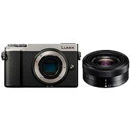 Panasonic Lumix DC-GX9 + 12-32 mm ezüst - Digitális fényképezőgép