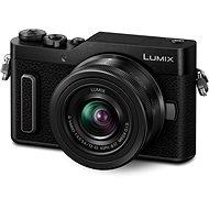 Panasonic LUMIX DC-GX880, fekete + 12-32mm objektív - Digitális fényképezőgép