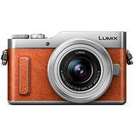 Panasonic LUMIX DC-GX880, narancsszín + 12-32mm objektív - Digitális fényképezőgép