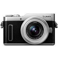Panasonic LUMIX DC-GX880, ezüst + 12-32mm objektív - Digitális fényképezőgép
