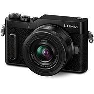 Panasonic LUMIX DC-GX880, fekete + Lumix G Vario 12-32mm + 35-100mm ASPH MEGA O.I.S - Digitális fényképezőgép