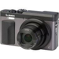 Panasonic Lumix DC-TZ90, ezüst - Digitális fényképezőgép