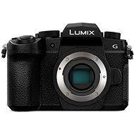 Panasonic LUMIX DC-G90 váz, fekete - Digitális fényképezőgép
