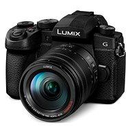 Panasonic LUMIX DC-G90 + Lumix G Vario 14-140mm, fekete - Digitális fényképezőgép