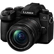 Panasonic LUMIX DC-G90 + Lumix G Vario 12-60mm, fekete - Digitális fényképezőgép