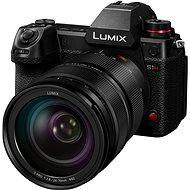 Panasonic Lumix DC-S1H + S PRO 24-70 mm f / 2,8 - Digitális fényképezőgép