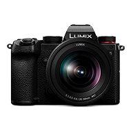 Panasonic Lumix DC-S5 + 20-60 mm - Digitális fényképezőgép