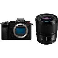 Panasonic Lumix DC-S5 váz + Lumix S 50mm f/1.8 - Digitális fényképezőgép