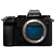 Panasonic Lumix DC-S5 + Lumix S 24-105mm f/4.0 Makro OIS - Digitális fényképezőgép