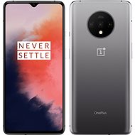OnePlus 7T Frosted Silver - Mobiltelefon