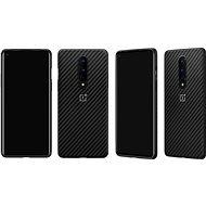 OnePlus 8 Karbon Bumper Case - Mobiltelefon hátlap