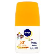 NIVEA SUN Kids Protect & Sensitive SPF 50+ 50 ml - Naptej