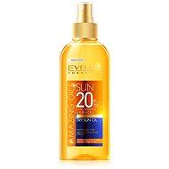 EVELINE Cosmetics Amazing Oils Dry Sun Oil SPF 20 150 ml - Napolaj