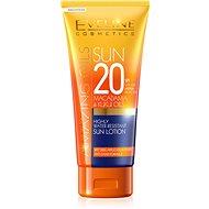 EVELINE Cosmetics Amazing Oils Highly Water-Resist Sun Lotion SPF 20 200 ml - Napozókrém