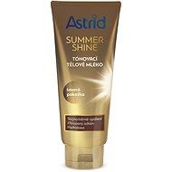ASTRID SUMMER SHINE Önbarnító testápoló sötét bőrre 200 ml - Testápoló tej