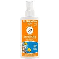 ALPHANOVA SUN BIO Fényvédő krém spray-ben SPF50 125 g - Napozókrém
