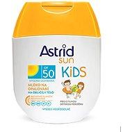 ASTRID SUN Naptej gyerekeknek OF50 80 ml - Naptej