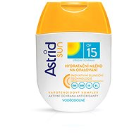 ASTRID SUN Hidratáló naptej OF 15 80 ml - Naptej