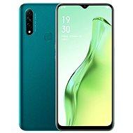 Oppo A31 - zöld - Mobiltelefon