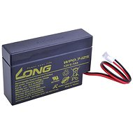 Long 12V 0.7Ah JST ólomakkumulátor (WP0.7-12S) - Akkumulátor