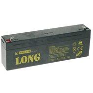 Long 12V 2.3Ah F1 ólomakkumulátor (WP2.3-12) - Akkumulátor