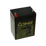 Long 12V 2.9Ah F1 ólomakkumulátor (WP2.9-12TR) - Akkumulátor